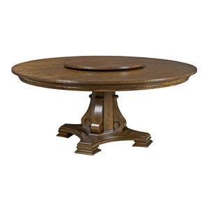 "Kincaid Furniture Portolone 72"" Round Dining Table"