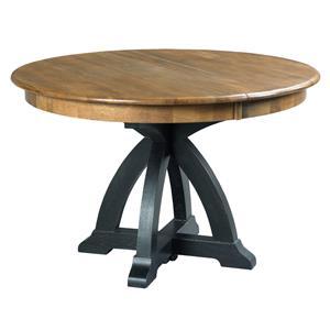 Kincaid Furniture Stone Ridge Round Dining Table