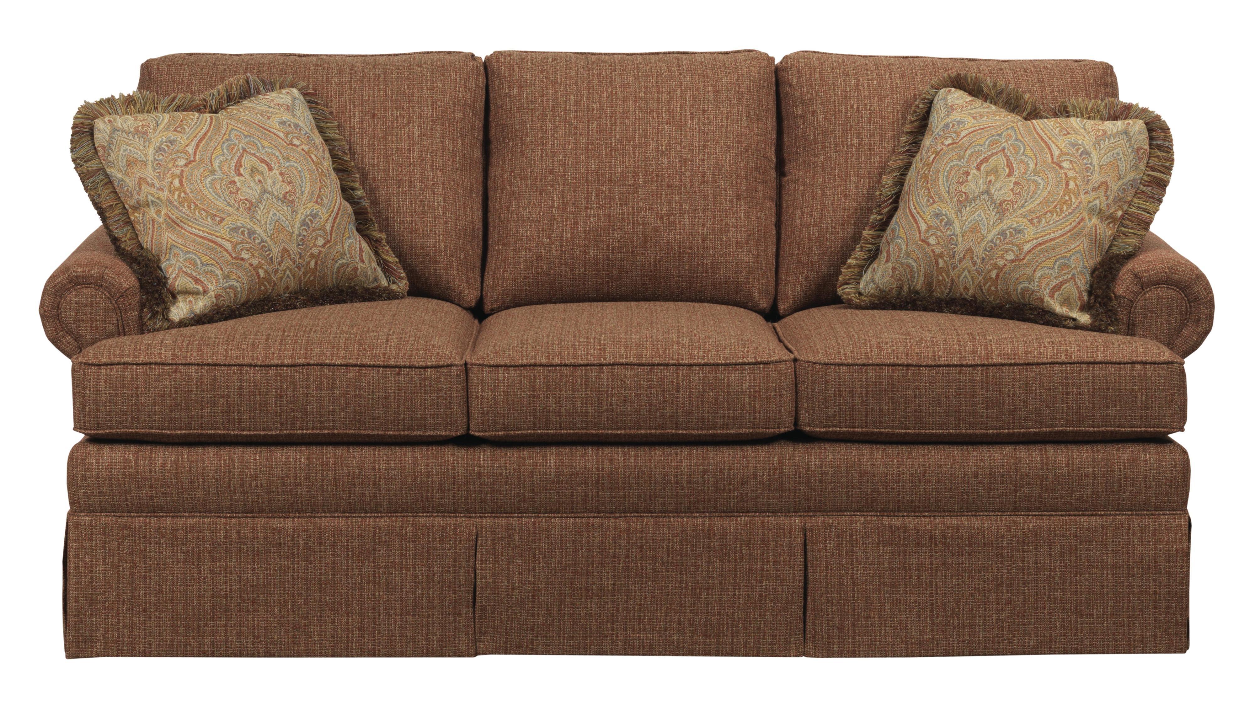 Customizable 75 Sofa By Kincaid Furniture Wolf And Gardiner Wolf Furniture