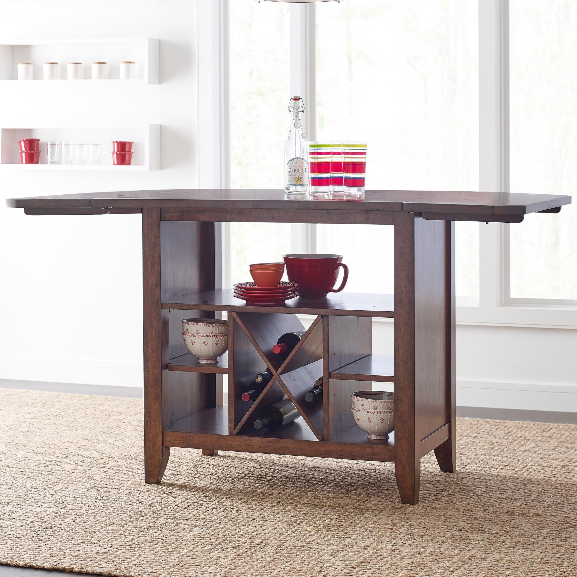 kitchen island tables with storage solid wood kitchen island with protected top and wine 24796