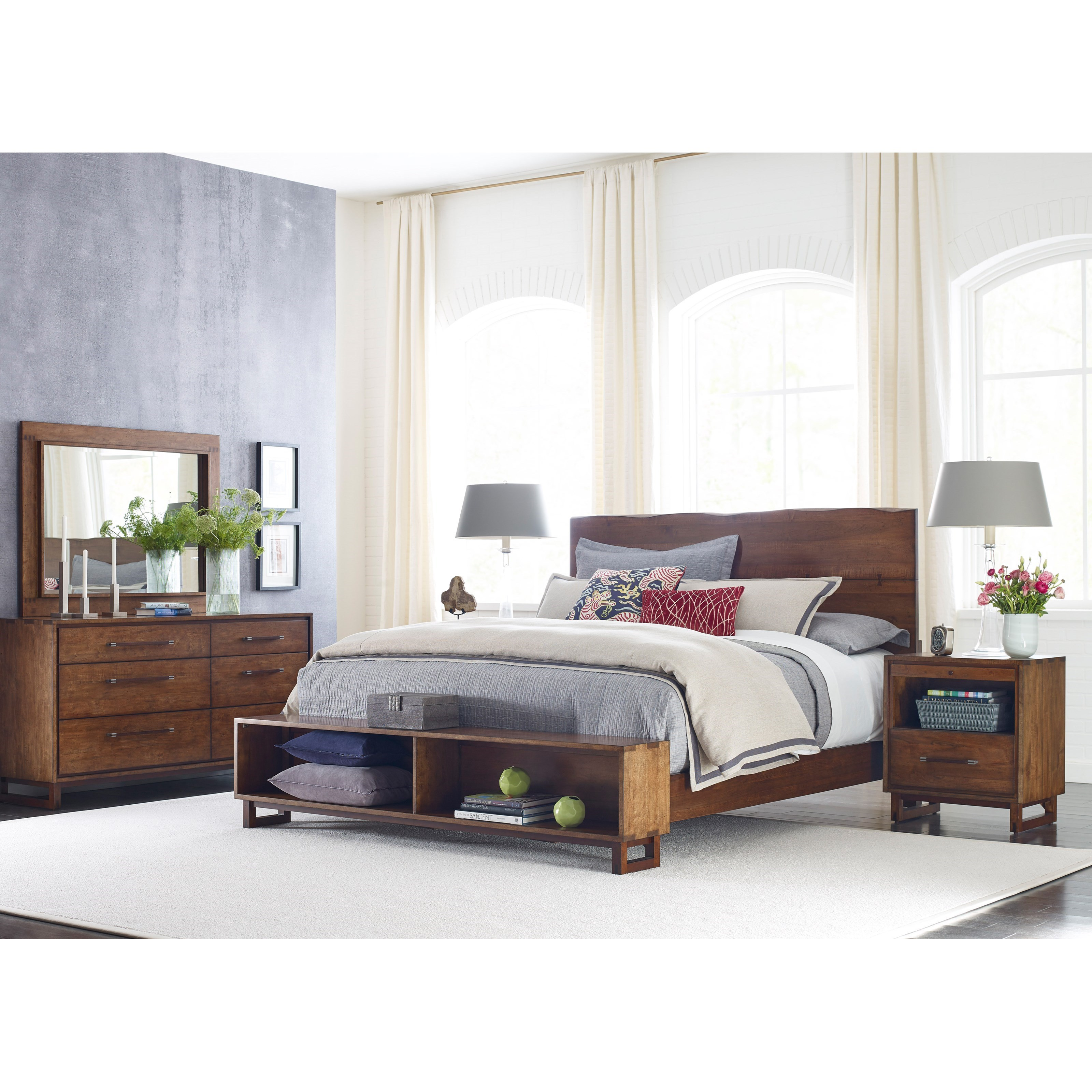 California King Bedroom Group by Kincaid Furniture