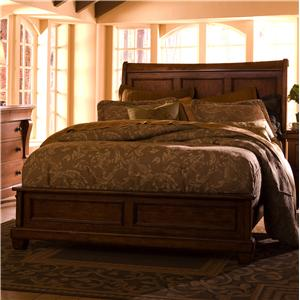 Kincaid Furniture Tuscano Queen Low Profile Bed