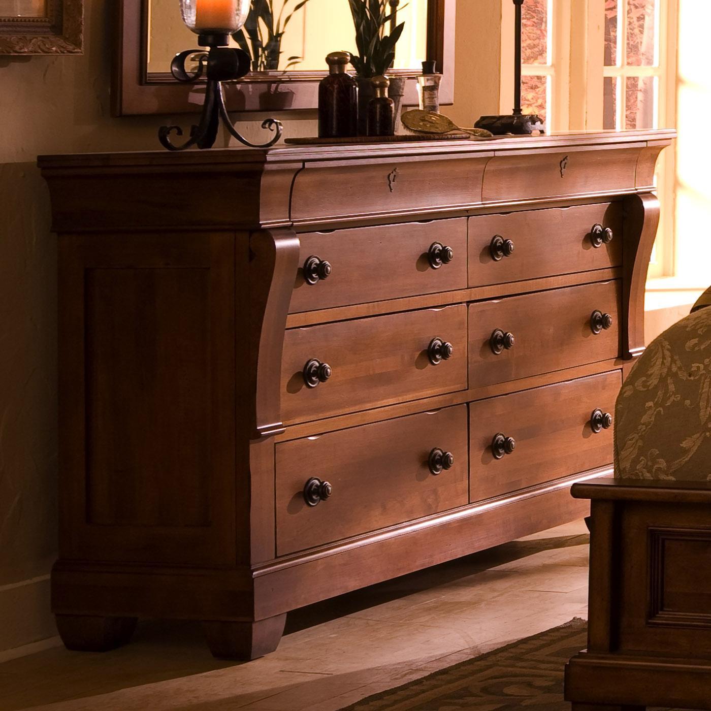 Gentil Bedroom Dresser With 8 Drawers