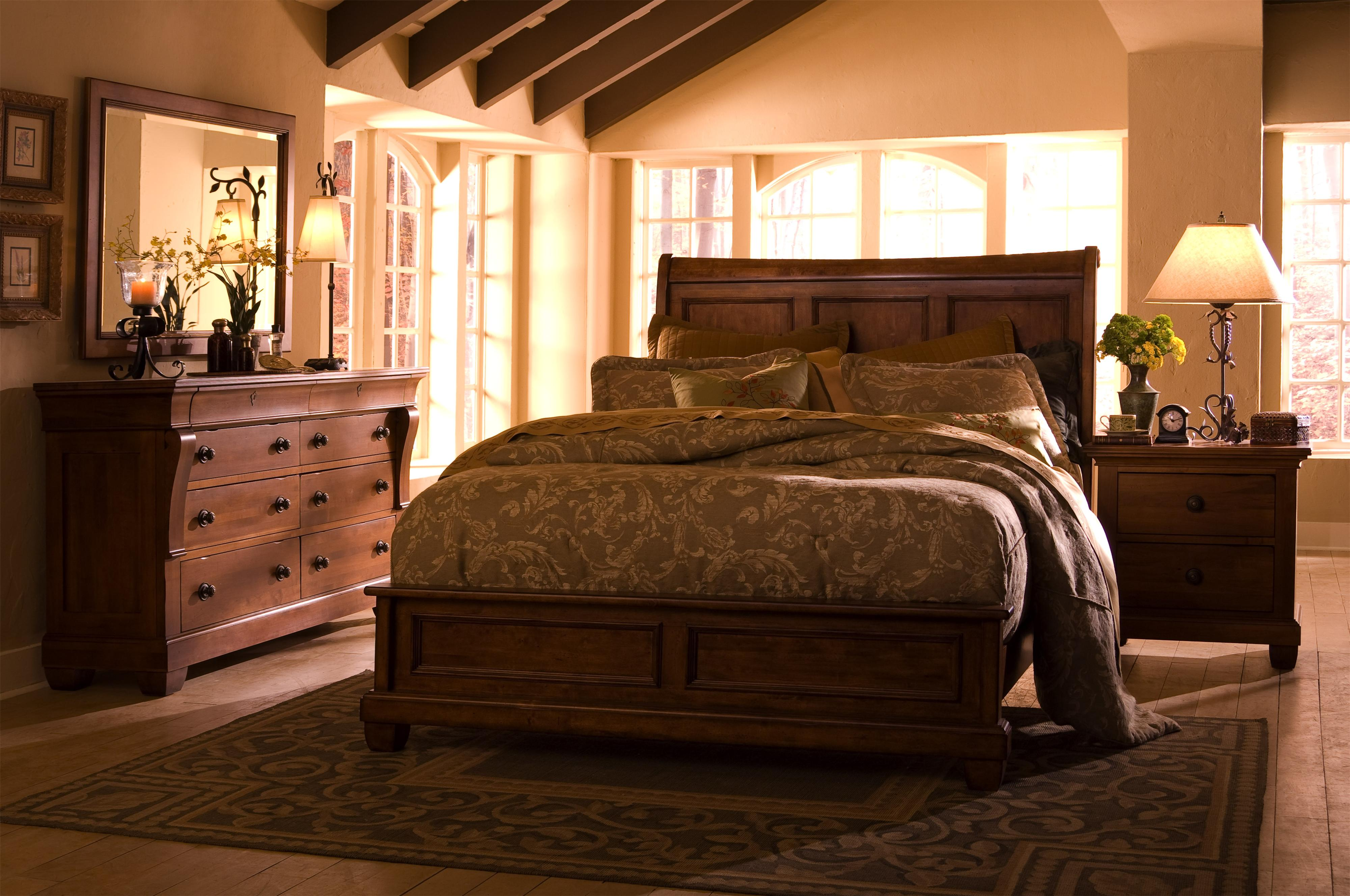 Bedroom Dresser with 8 Drawers by Kincaid Furniture