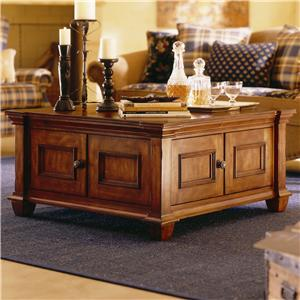Kincaid Furniture Tuscano Square Cocktail Table