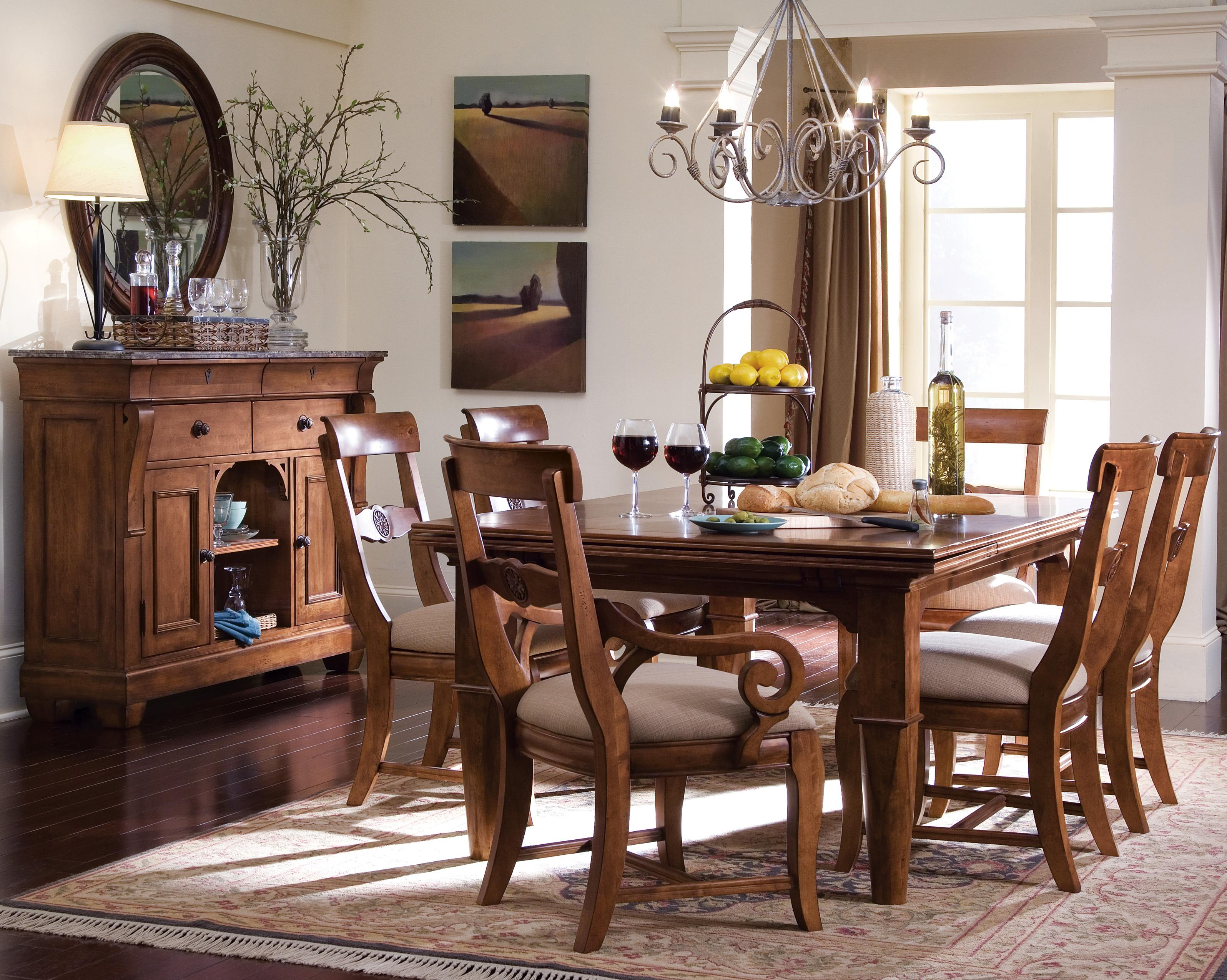 Refectory Leg Table by Kincaid Furniture | Wolf and Gardiner Wolf ...