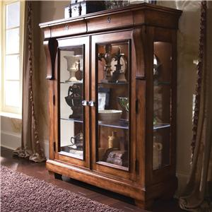 Kincaid Furniture Tuscano Display Cabinet