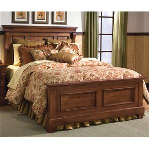 Kincaid Furniture Tuscano Queen Panel Bed