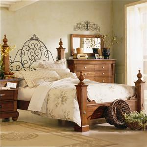 Kincaid Furniture Tuscano Queen Poster Bed