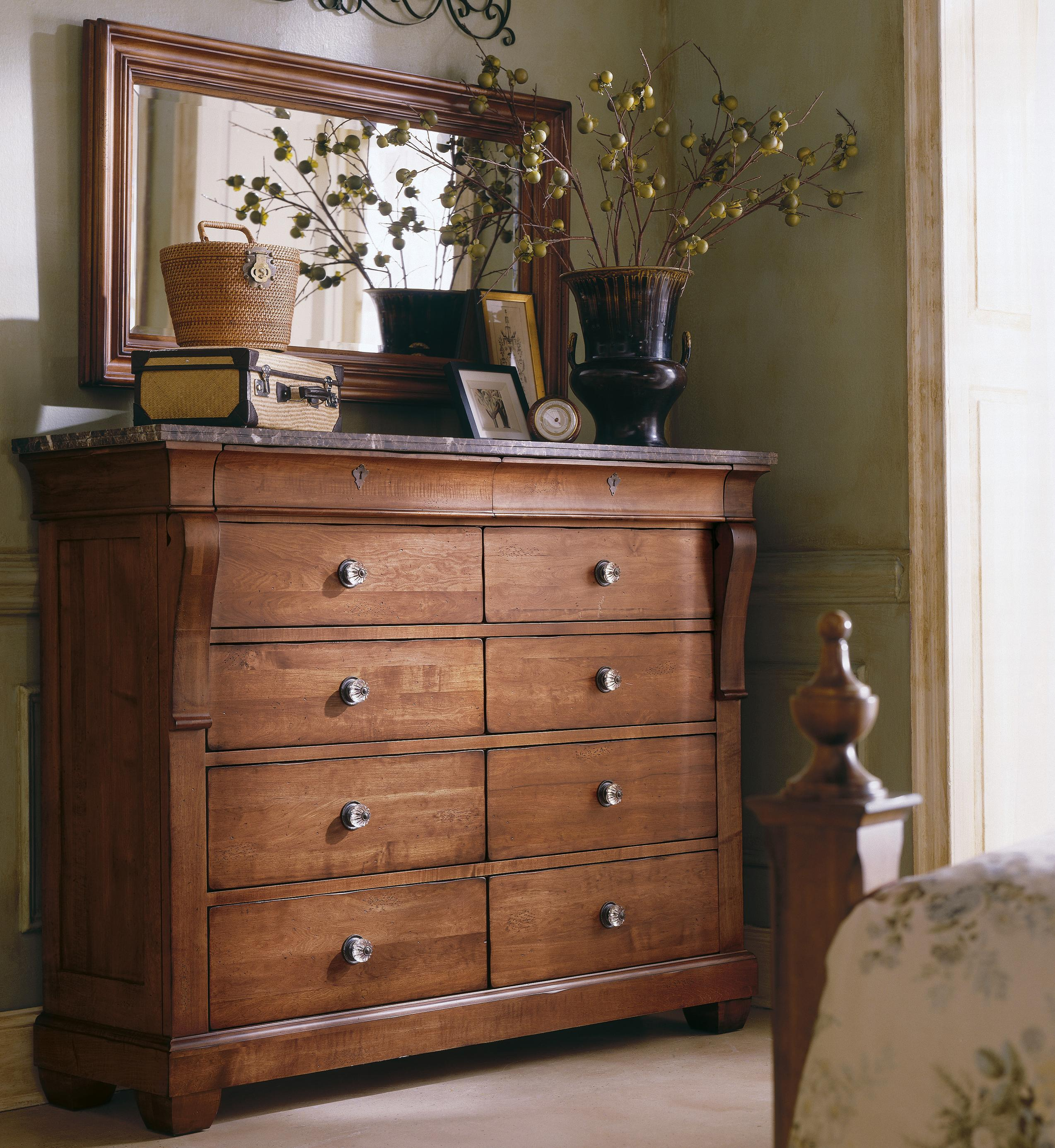 10 Drawer Magna Chest By Kincaid Furniture Wolf And Gardiner Wolf