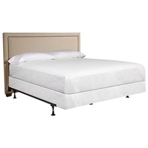 Kincaid Furniture Upholstered Beds Lacey King Headboard