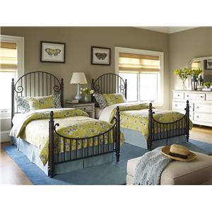 Kincaid Furniture Weatherford Twin Bedroom Group