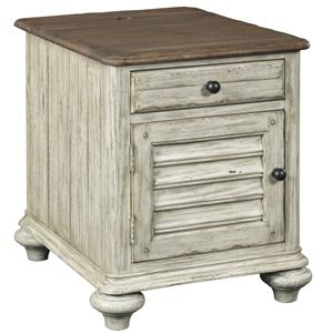 Kincaid Furniture Weatherford Chairside Chest