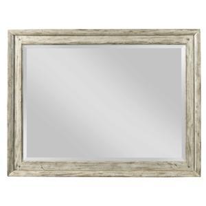 Kincaid Furniture Weatherford Landscape Mirror