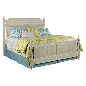 Kincaid Furniture Weatherford Westland King Bed Package