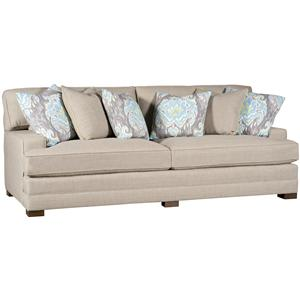 King Hickory Casbah Casbah Fabric Sofa