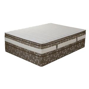 King Koil Relaxation Euro Top Queen Euro Top Mattress