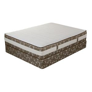 King Koil Rest Easy Plush Twin Plush Mattress