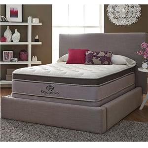 Kingsdown Anniversary Platinum Queen Pillow Top Mattress