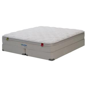 Kingsdown My Side Series 5GG Queen <b>Customizable</b> Mattress