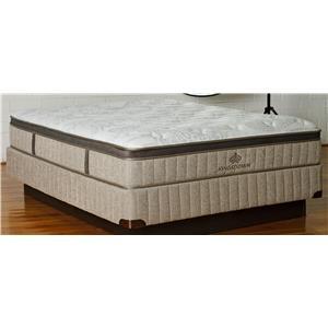 Kingsdown Sleep Haven Belem Full Euro PT Latex & Foam Mattress