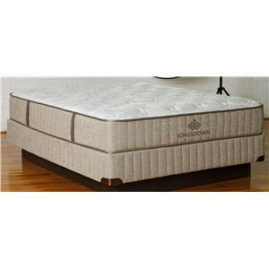 Kingsdown Sleep Haven Manaus Full Latex & Foam Mattress Set