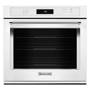 """KitchenAid Built-In Electric Single Oven 30"""" 5.0 Cu. Ft. Convection Single Wall Oven"""
