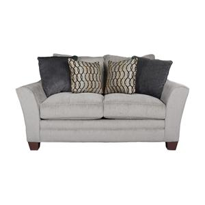 Morris Home Furnishings Felicity Felicity Loveseat