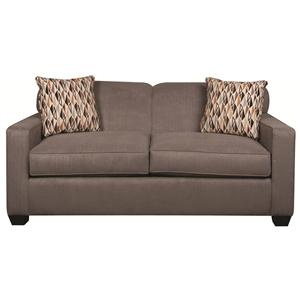 Morris Home Furnishings Alena Alena Full Sofa Sleeper