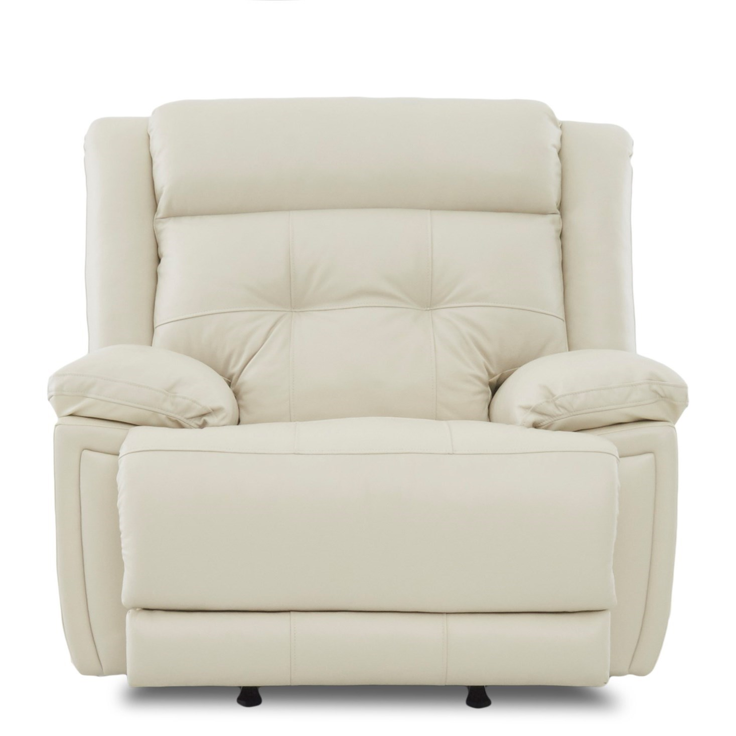 Casual Power Recliner with Power Headrest/Lumbar and USB Port