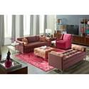 Klaussner Contemporary Sofa