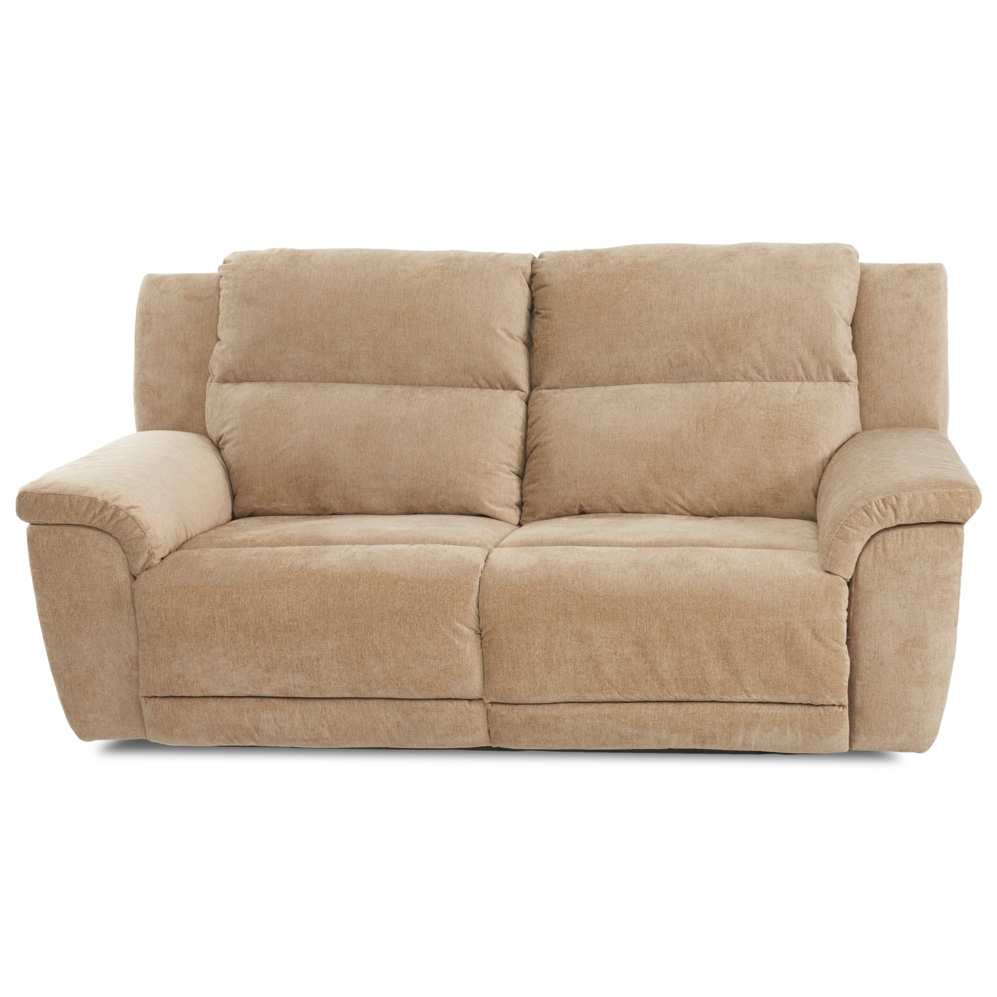 Power Two Seat Reclining Sofa with Power Headrests and USB Ports