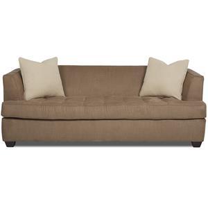 Klaussner Alex Contemporary Sofa Sleeper