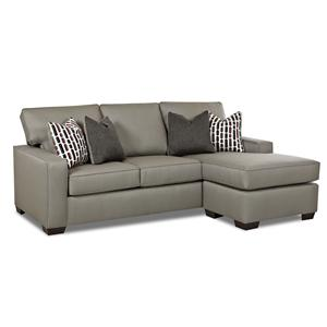 Simple Elegance Antoro Sofa + Ottoman Chaise