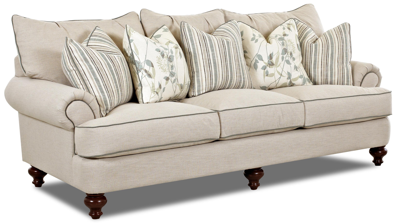 Shabby chic down blend sofa · sofa · sofa