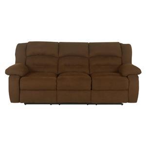 Simple Elegance Austin Casual Reclining Sofa