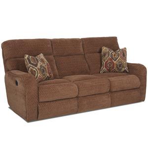 Klaussner Axis 25803 Power Reclining Sofa