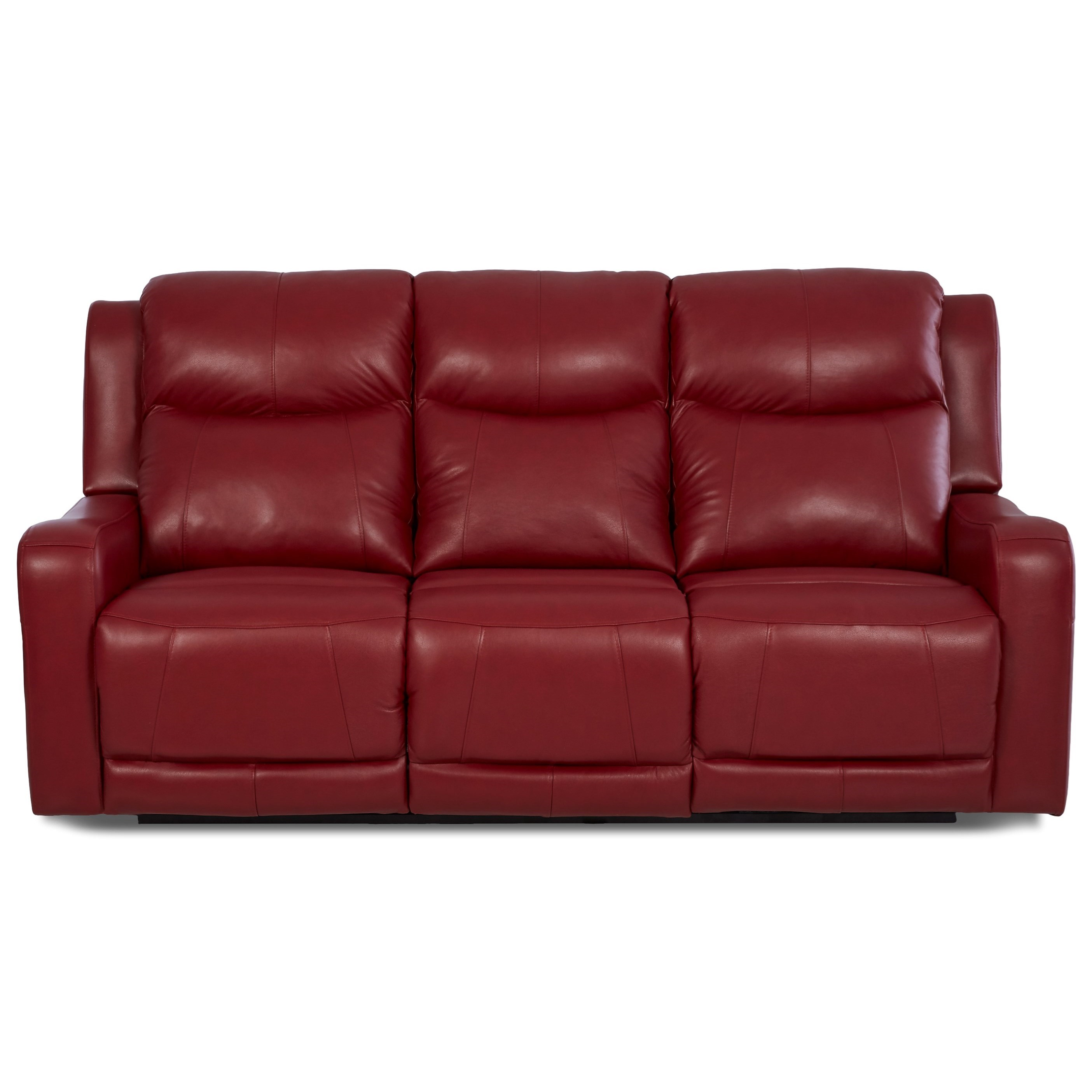 Power Reclining Sofa with Power Adjustable Headrest and Lumbar