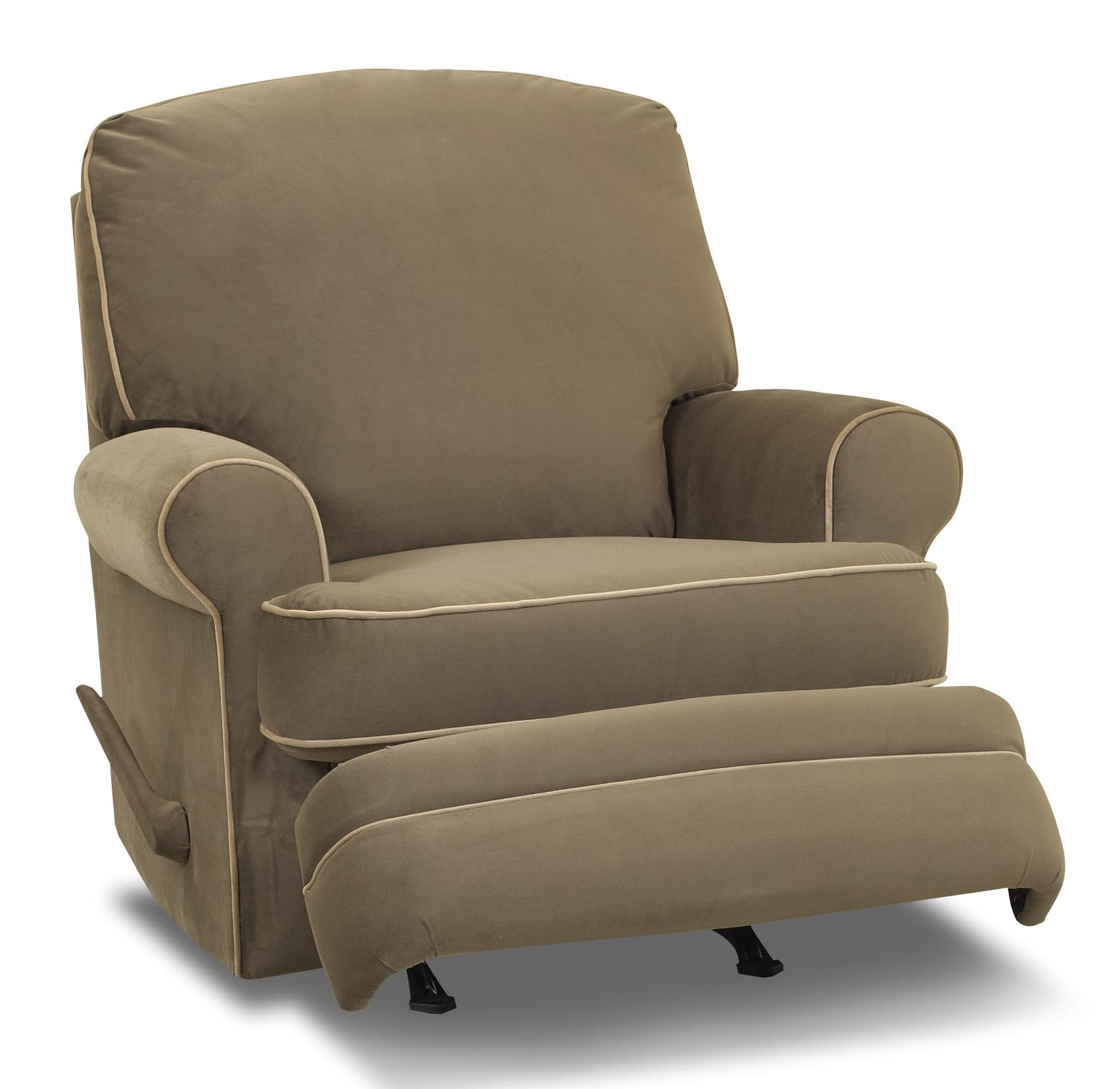 Rocking Reclining Chair By Klaussner Wolf And Gardiner Wolf Furniture