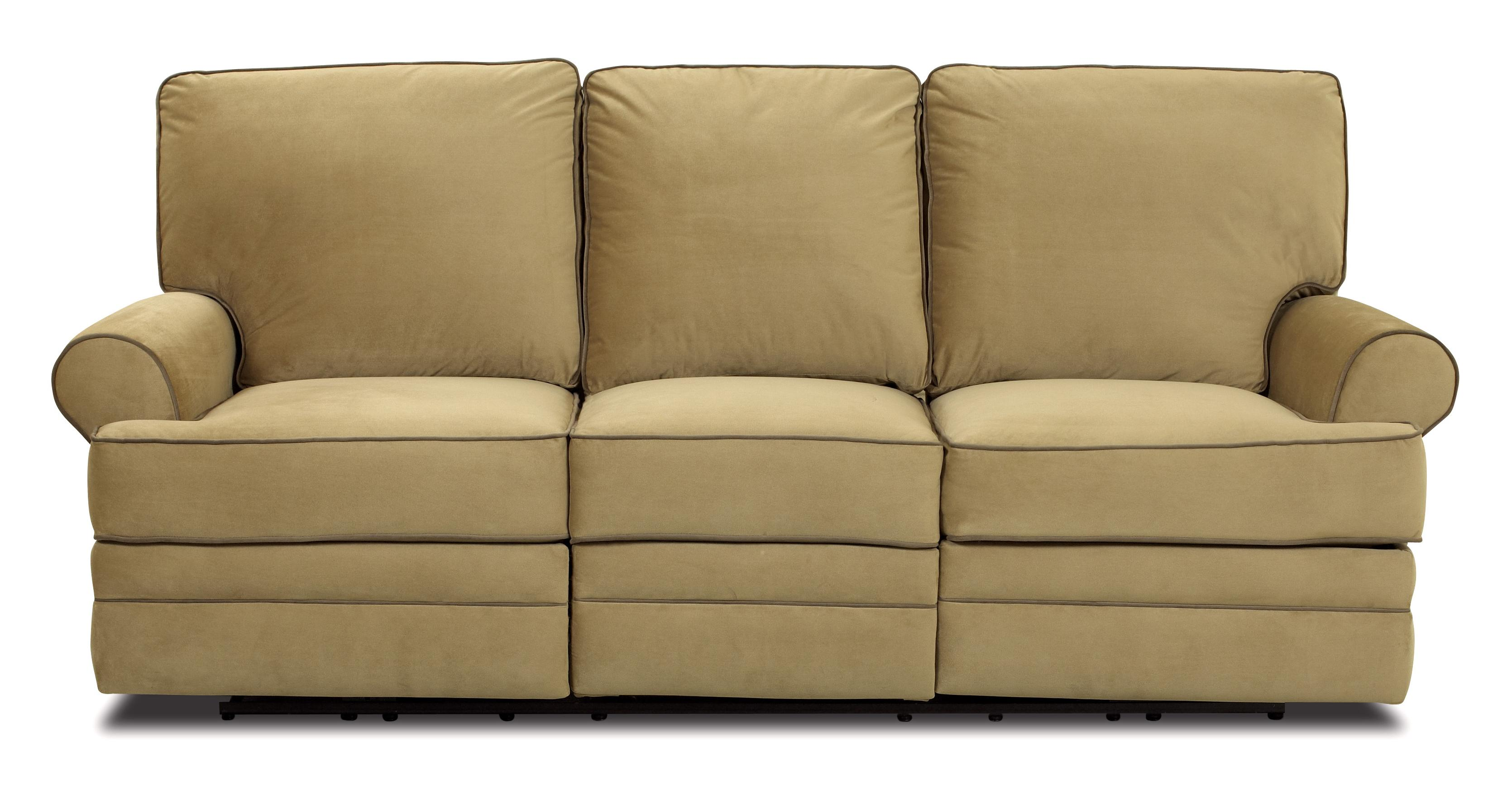 Power Dual Reclining Sofa By Klaussner Wolf Furniture