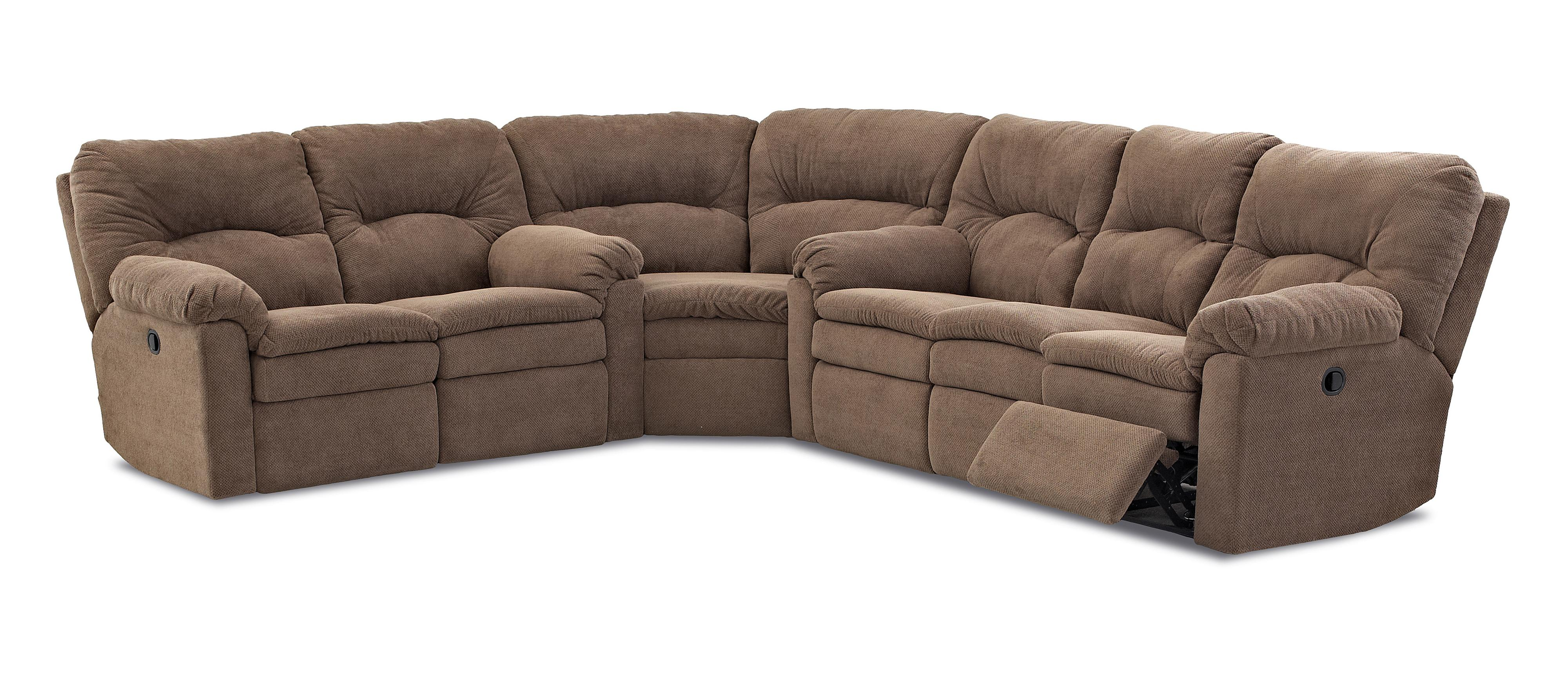 3 Piece Power Reclining Sectional Sofa  sc 1 st  Wolf Furniture : 2 piece reclining sectional - Sectionals, Sofas & Couches