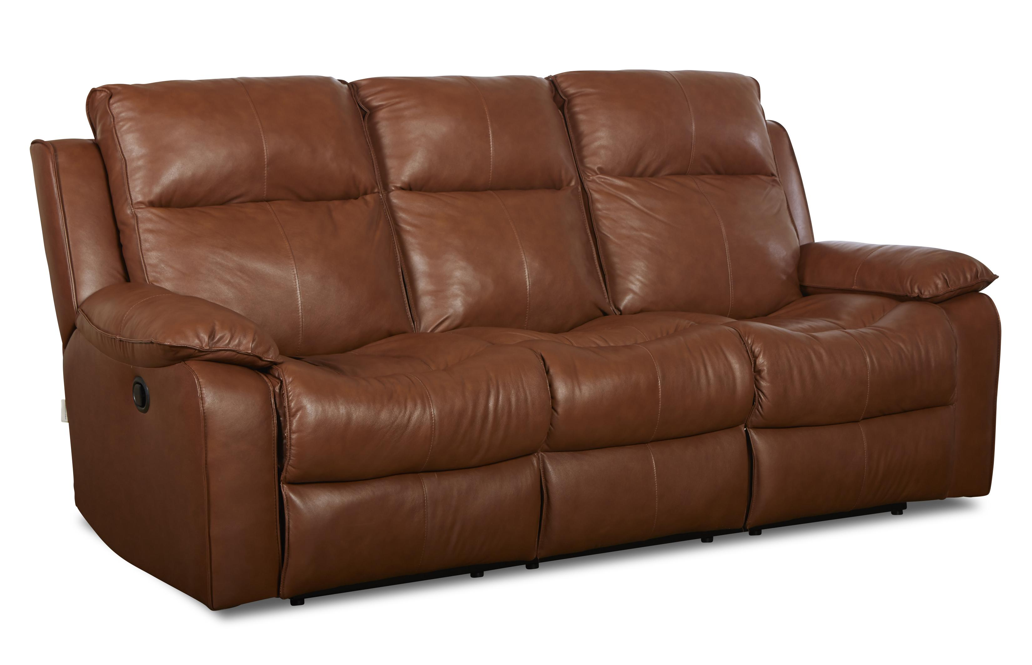 Casual Power Reclining Sofa With Bucket Seats By Klaussner Wolf And Gardiner Wolf Furniture
