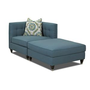 Klaussner Celeste Two Piece Sectional Sofa