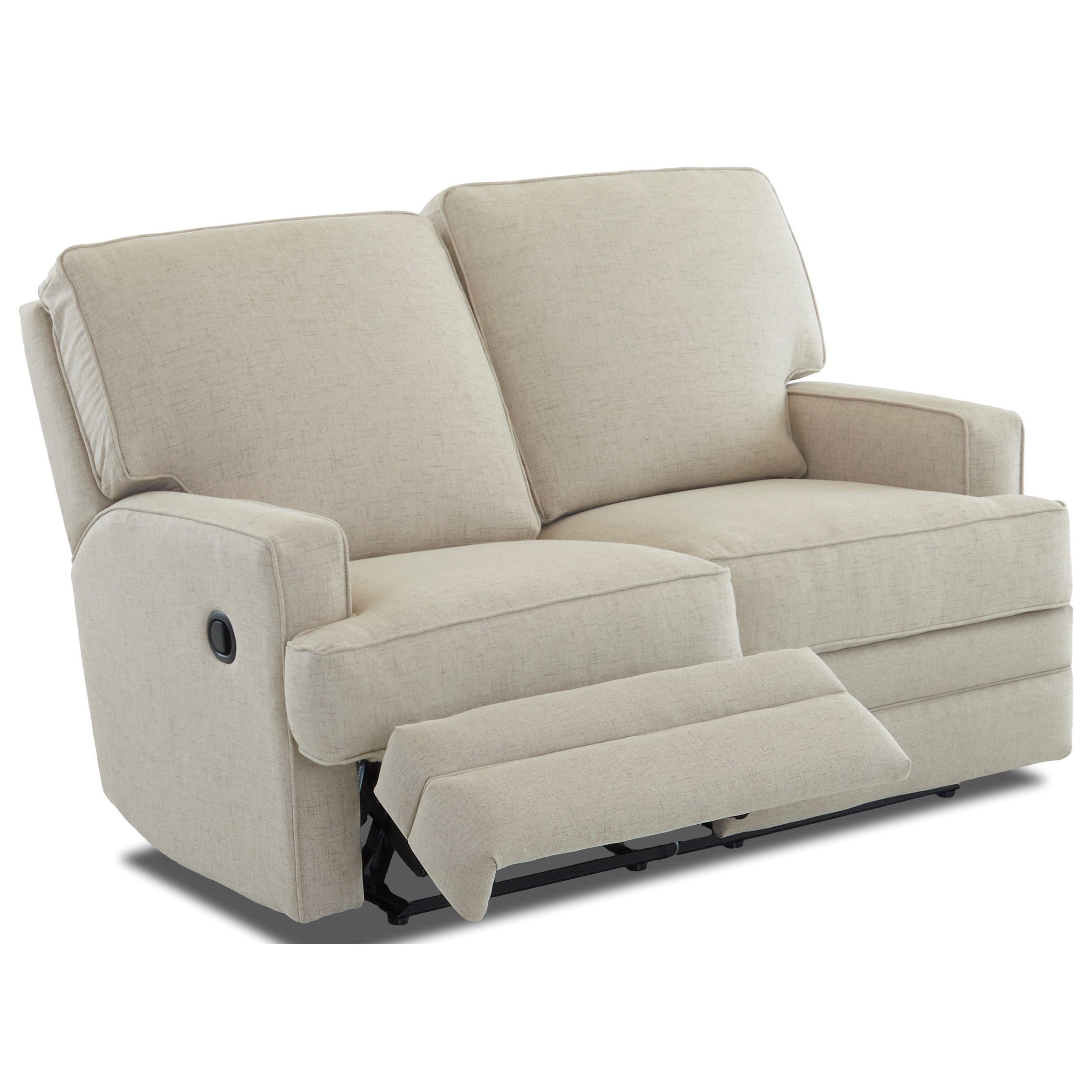 Casual Power Reclining Loveseat By Klaussner Wolf And Gardiner Wolf Furniture