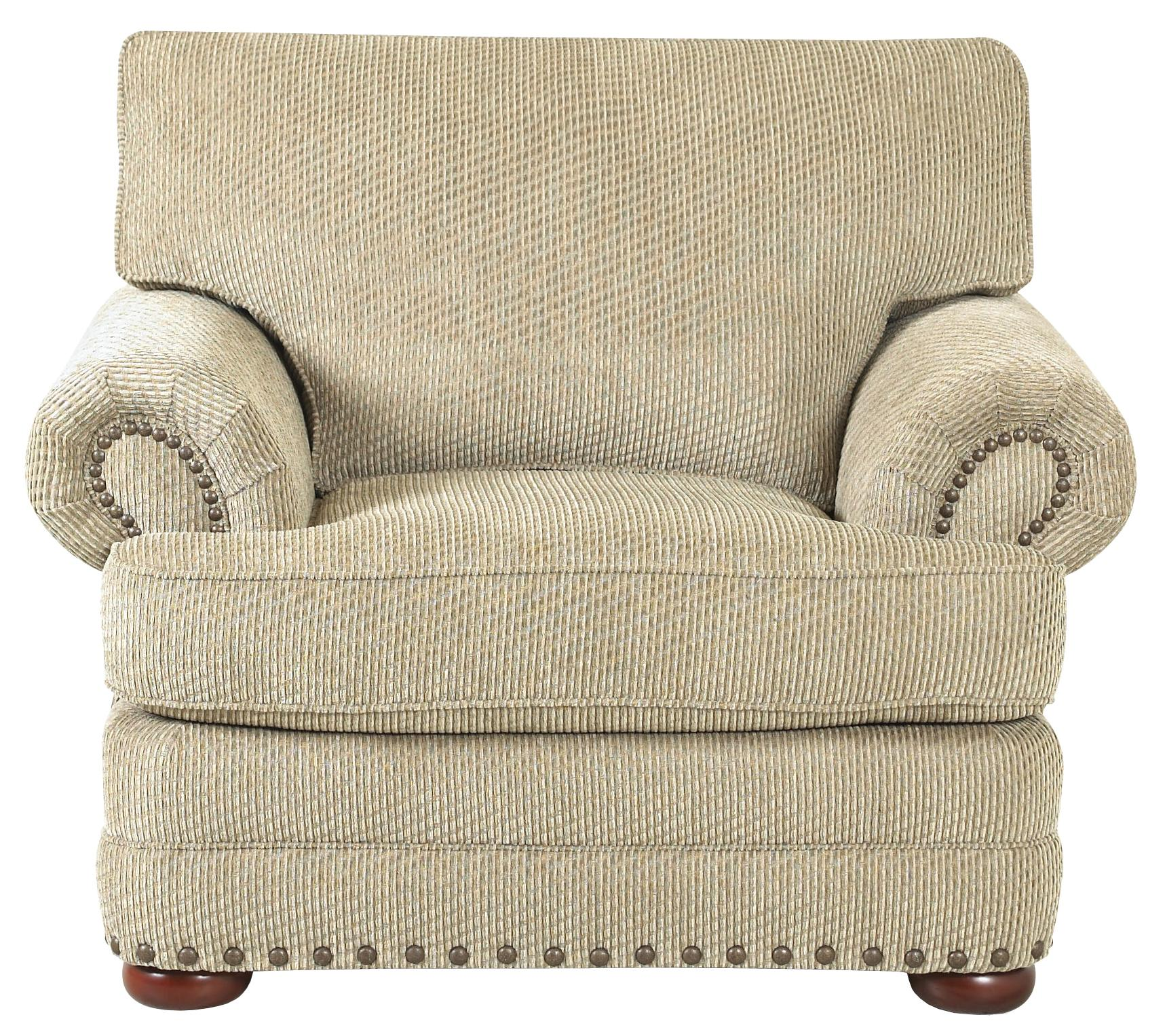 Traditional Styled Living Room Chair