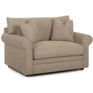 Klaussner Comfy Royale Chair Sleeper