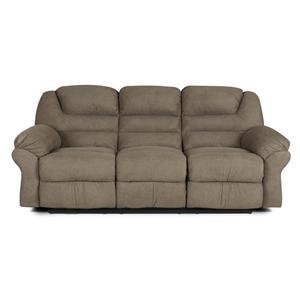 Simple Elegance Contempo Reclining Sofa
