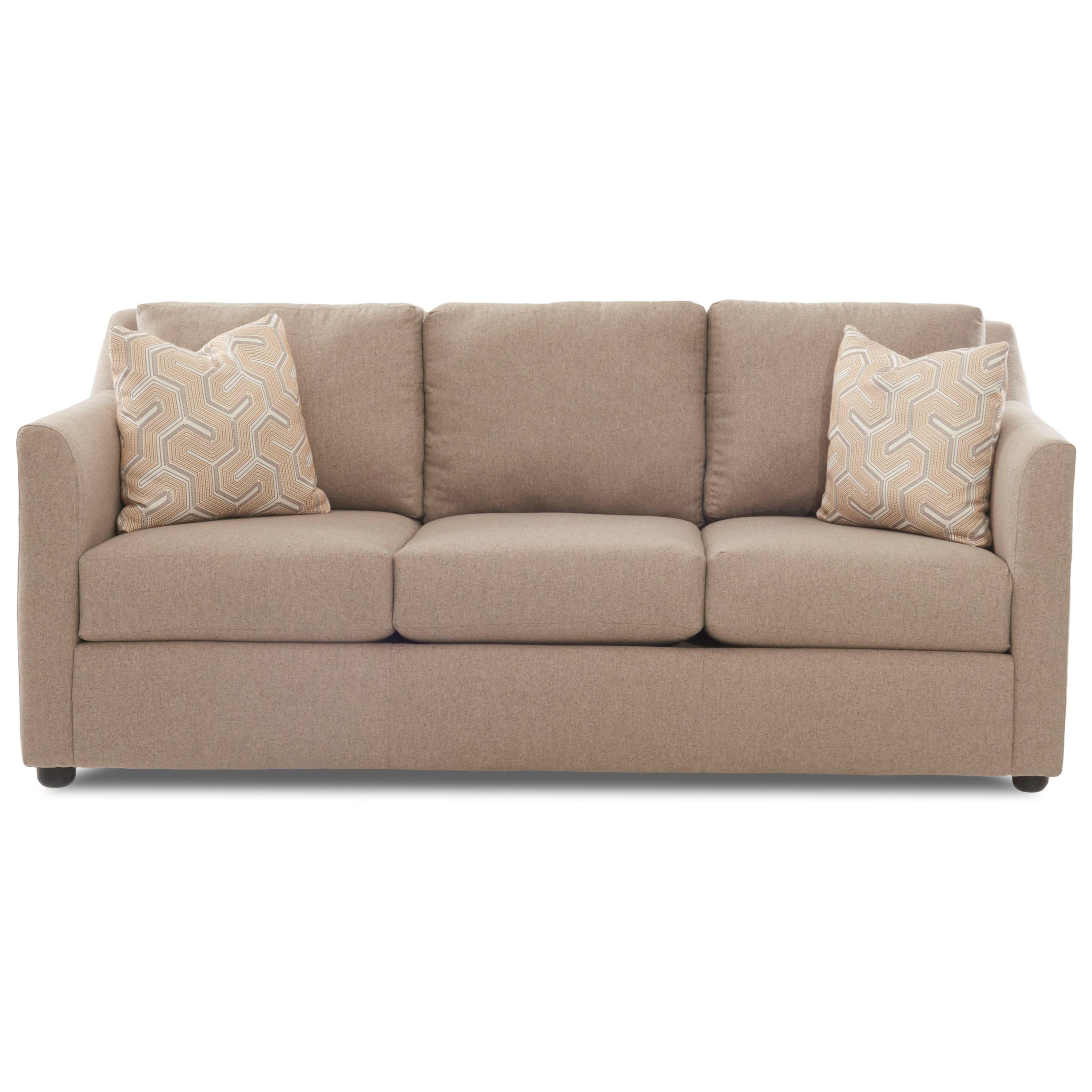 Enso Memory Foam Queen Sofa Sleeper