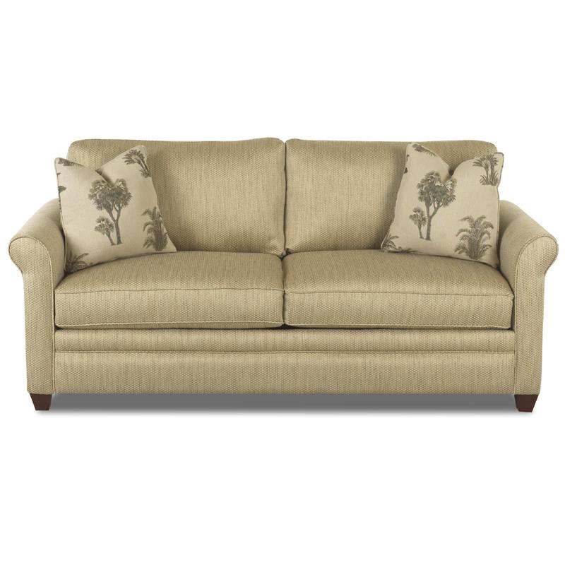 Queen Sleeper Sofa with Dream Quest Mattress
