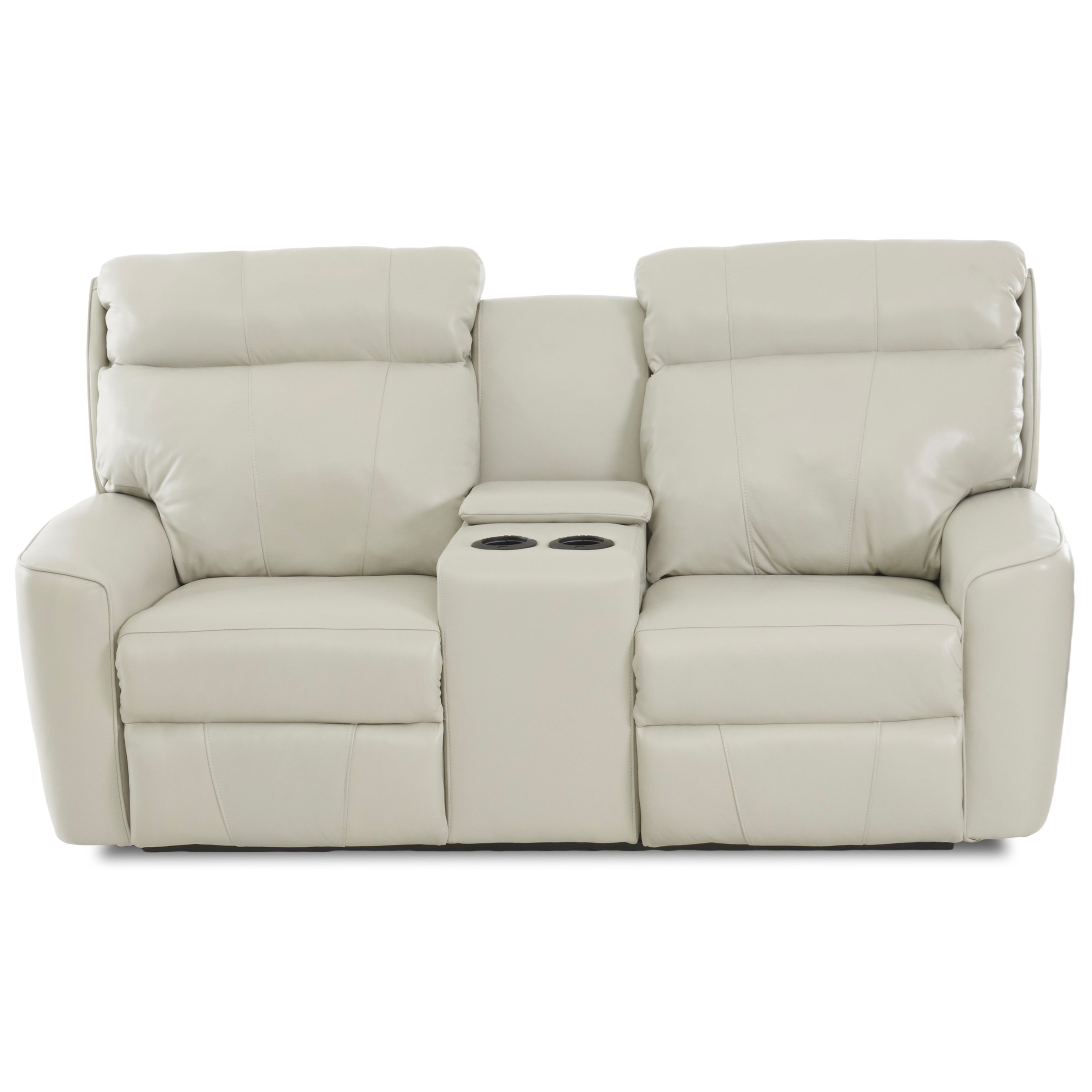 Fabulous Casual Power Reclining Console Loveseat With Usb Charging Bralicious Painted Fabric Chair Ideas Braliciousco